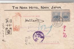 Japan / Nara Hotels / Holland - Giappone