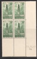 567  Beffroi D'Arras  CD 28.12.42 - Coins Datés