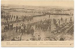 FOURON - MOULAND 1914 : Un Bivouac Allemand - Guerre 1914-18