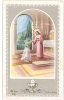 Devotie Dévotion - Communie Communion - Bernice Arens - Zomergem 1957 - Communion