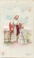 Devotie Dévotion - Communie Communion - Nicole De Baerdemaker - Zomergem Beke 1957 - Communion