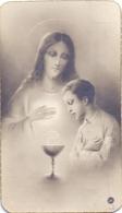 Devotie Dévotion - Communie Communion - Aimé Hertleer - Zomergem 1945 - Communion