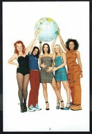 Photo  Des SPICE GIRLS - Dimensions / Size : 15 X 10 Cm. - Reproductions