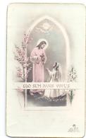 Devotie Dévotion - Communie Communion - Monique Beirens - Vlissegem 1951 - Communion