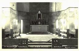 CPA N°22080 - ST. HUBERT'S CHURCH - THE HIGH ALTAR - WARLEY - Sonstige