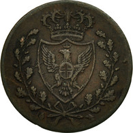 Monnaie, États Italiens, SARDINIA, Carlo Felice, Centesimo, 1826, Torino, TTB - Monnaies Régionales