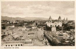 PERU -  Panorama De Lima - Peru
