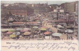 WIEN. Naschmarkt - Vienna