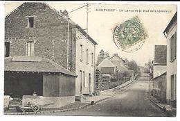 MORTCERF - Le Lavoir Et La Rue De L'Abreuvoir - France