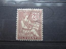VEND BEAU TIMBRE DU LEVANT N° 16 , X !!! - Levant (1885-1946)