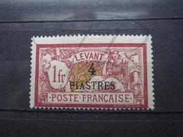 VEND BEAU TIMBRE DU LEVANT N° 21 , X !!! - Levant (1885-1946)