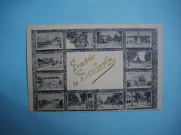 BOUFARIK  -  Souvenir De Boufarik  -  Multivues  -  Algérie - Autres Villes