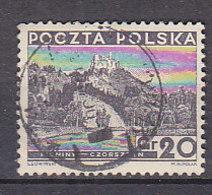 PGL - POLAND Yv N°382 - Oblitérés