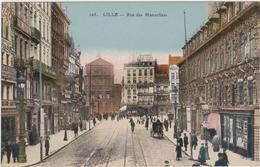CARTE POSTALE   LILLE 59  Rue Des Manneliers - Lille
