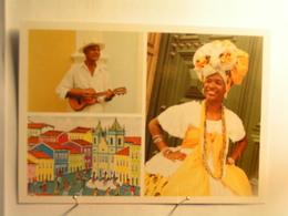 Ecrite à Bahia - Salvador