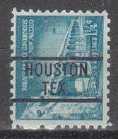 USA Precancel Vorausentwertung Preo, Locals Texas, Houston 819 - Vereinigte Staaten