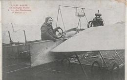 LOUIS LOSTE-SUR MONOPLAN PARENT A ISSY-LES-MOULINEAUX-1911-VOIR SCANNER - Aviateurs