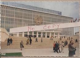 8 - Pavillon De L'U.R.S.S. - Façade Principale (Expo58) (réf. 2E) - Universal Exhibitions