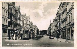AK Wesermünde-Mitte, Lloydstraße Um 1940 - Bremerhaven