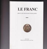 LE FRANC - ARGUS DES MONNAIES FRANCAISES - #1795/1995 - Libri & Software