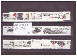 CHINA - No MICHEL 1565-1580 ** ( MNH - SANS CHARNIERE -  WARNING: NO PAYPAL!!! - COTE: 150 € - 1949 - ... Volksrepublik