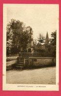 CPA (W 630) BIOUSSAC (16 CHARENTE) Le Monument - Francia