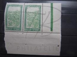 VEND BEAUX TIMBRES DE MADAGASCAR N° 158 EN PAIRE + BDF , XX !!! - Madagascar (1889-1960)