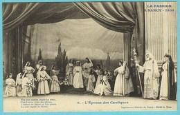 CPA 54 PASSION A NANCY L' Epouse Des Cantiques 1905 - Nancy