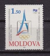 Moldavie1994xxJeux Olympiques Atlanta - Paris - CIOY&T113 - Moldavie