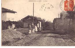 Cormoranche Sur Saone La Gare - Autres Communes