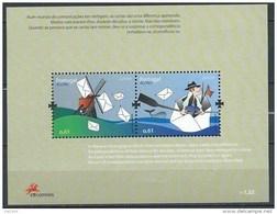 Bloc Des Açores N°36 Neuf De 2008 Thème Europa L'eau - 2008