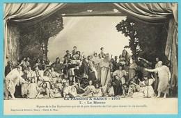 CPA 54 PASSION A NANCY La Manne 1905 - Nancy