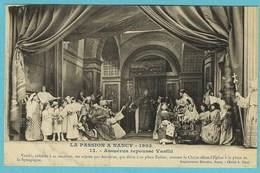 CPA 54 PASSION A NANCY 1905  Assuérus Repousé Par Vasthi - Nancy