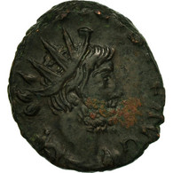 Monnaie, Tetricus I, Antoninien, 271-272, Trèves Ou Cologne, TB, Billon - 5. L'Anarchie Militaire (235 à 284)