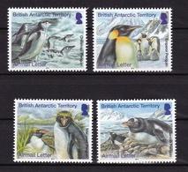 Territoire Antarctique Britannique British Antactic Territory2014xxManchot - Petrel - AlbtrosY&T627 à 631 - Sauf 629 - Nuovi