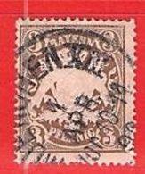 MiNr.60xa O Altdeutschland Bayern - Bayern