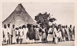 CAMEROUN BERTOUA CHEF SUPERIEUR DE BERTOUA ET SA SUITE BELLE CARTE RARE !!! - Cameroun