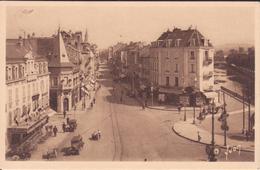 CPA - 232. BELFORT - Place Corbis Et Faubourg Des Ancêtres - Belfort - Ville