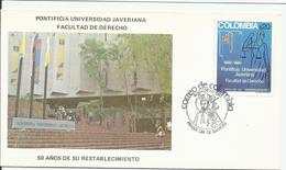 Colombia. 1980. Pontificia Universidad Javeriana. - Colombie
