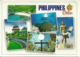 Apo Island (Cebu, Philippines) Vedute E Scorci Panoramici, Views, Vues - Filippine