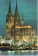 Allemagne - Rhénanie-du-Nord-Westphalie - Koeln - Köln Am Rhein - Dom In Festbeleuchtung - Koeln