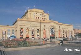 CPM 10X15 . ARMENIA . ARMENIE . National Gallery - Arménie