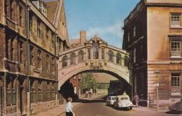REGNO UNITO OXFORD HERTFORD COLLEGE BRIDGE VIAGGIATA - Oxford