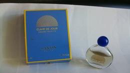 Miniature De Parfum  Lanvin Clair De Jour Eau De Toilette - Miniatures Anciennes (jusque 1960)