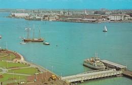 REGNO UNITO PORTSMOUTH THE HARBOUR   VIAGGIATA - Portsmouth