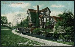 RB 1210 - Early Postcard - Moreton Hall - Congleton Cheshire - England