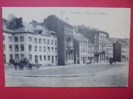 Dison :Place Du Sablon-ATTELAGE (D34) - Dison
