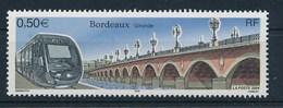 Frankreich 2004 0,50 Euro Postfr. Bordeaux Eisenbahn Lokomotive Brücke - Nuevos