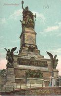 Allemagne - Hesse - Ruedesheim A. Rh. - Nationaldenkmal - Ruedesheim A. Rh.