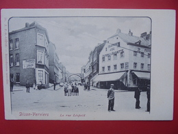 Dison :Rue Léopold -MAGASINS-ANIMATION (D35) - Dison